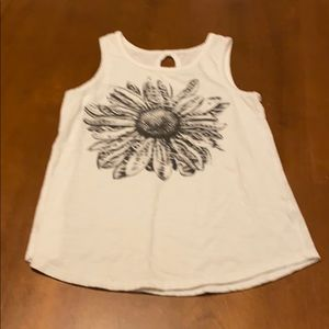Justice tank size 8